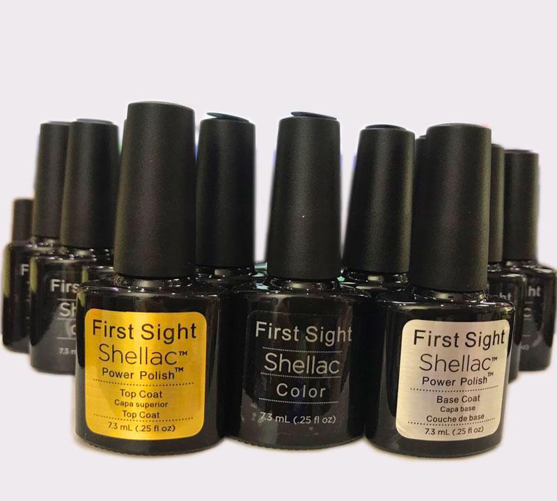 Color de esmalte en gel clásico, esmalte en gel para arte de uñas, - Arte de uñas - foto 2