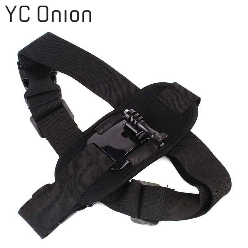 Gopro Shoulder Strap Gopro Mount For Go pro Hero 7 6 5 4 3 Xiaomi Yi 4K SJCAM SJ4000 Sony Action Camera Chest AccessoriesGopro Shoulder Strap Gopro Mount For Go pro Hero 7 6 5 4 3 Xiaomi Yi 4K SJCAM SJ4000 Sony Action Camera Chest Accessories