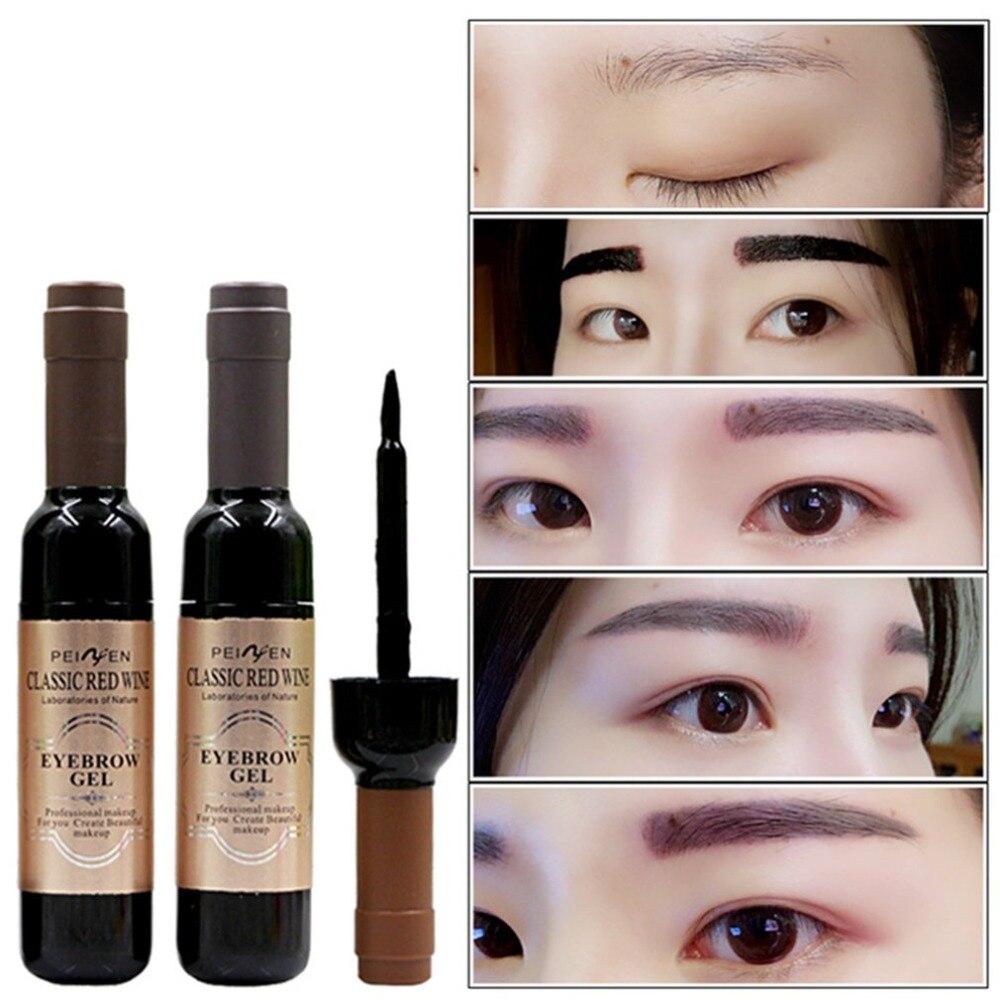 Long Lasting Waterproof Peel Off Dye Eyebrow Gel Cosmetics Makeup in Eyebrow Enhancers from Beauty Health