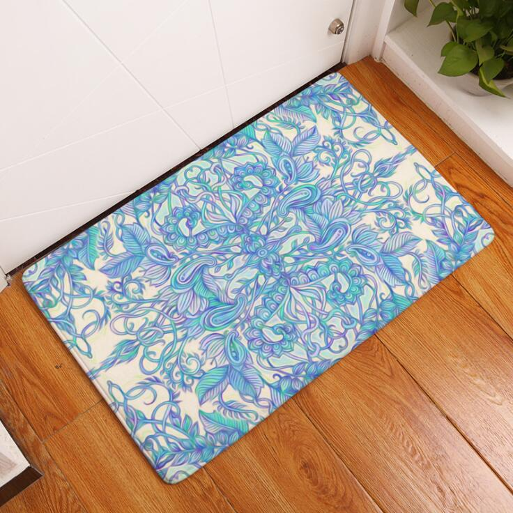 Bathroom Mat Non Slip Bath Mat Memory Foam Bathroom Carpet Absorbent Plsei UgDfE