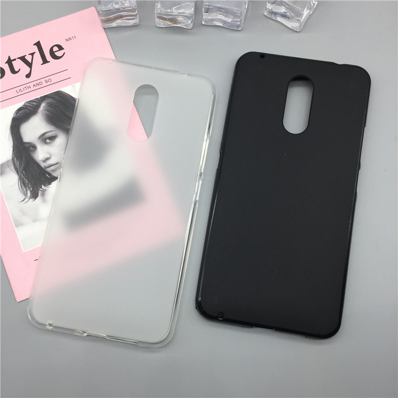 Case Soft Silicon Phone Para for Ulefone Gemini Luxury TPU Fundas Full Cover Shell Black Cases Original Coque