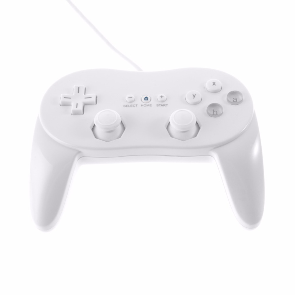 Wired Gamepads and Gaming Controller with Vibration Feedback for NintendoWii Remote