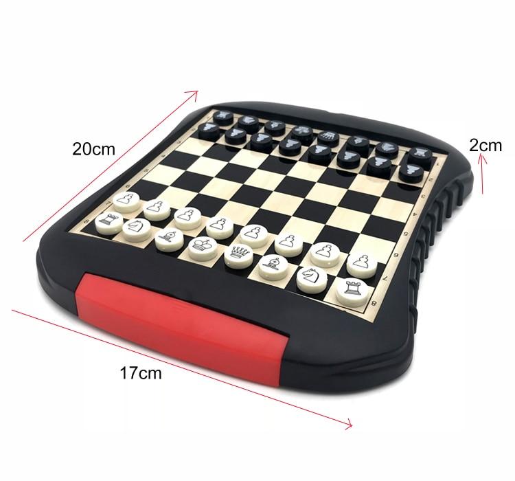 High Quality plastic chess set