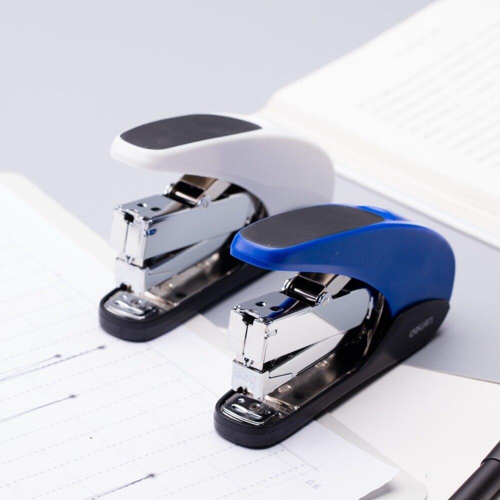 Labor-saving stapler Thickenable 40 sheets with staple remover No. 12 staple office stapler japan kokuyo harinacs new mini staple less stapler safe labor saving student and office creative stationery