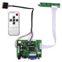 HDMI VGA 2AV Controller Board Work For 14inch 15 6inch 1366 768 Lcd Panel