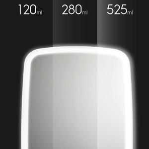Image 5 - YouPin jordan & judu Intelligent portable makeup mirror desktop led light portable folding light mirror dormitory