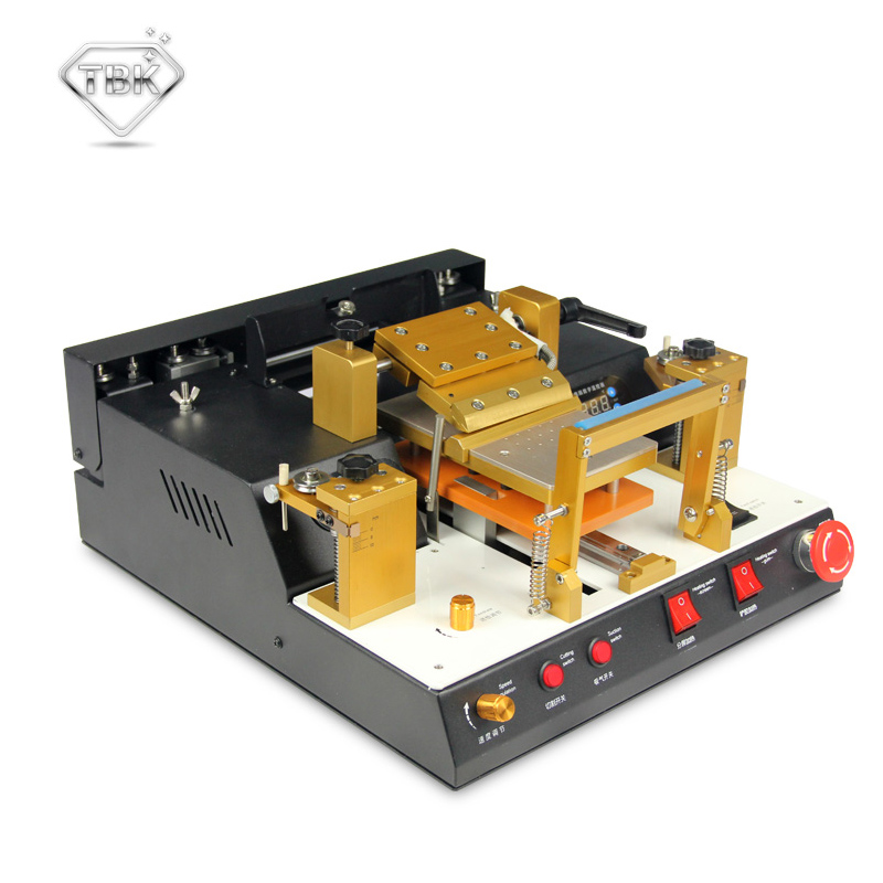 TBK 938 LCD Touch Screen Split Machine Automatic Lcd Separator With Glue Polarizer Remove
