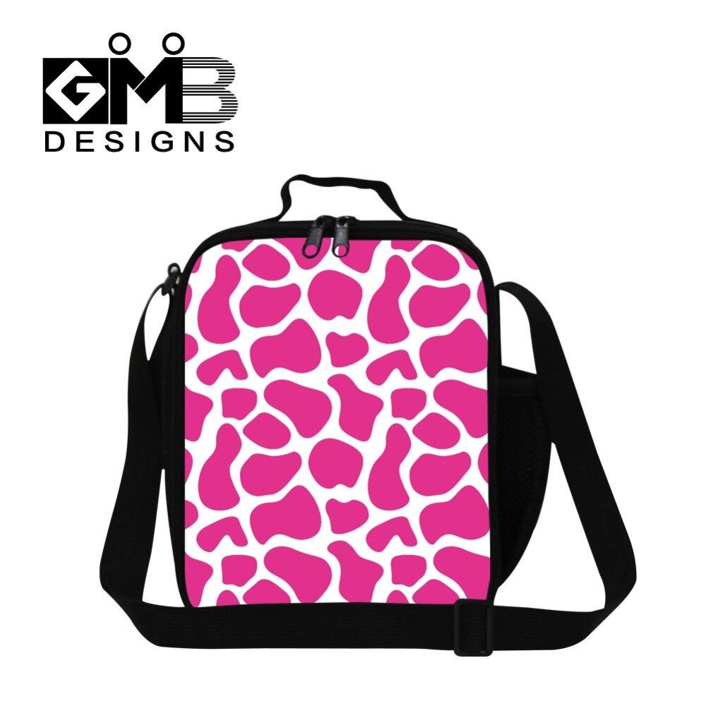 169 Stylish Giraffe Insulated Lunch Bag ⑥ For For Women Work