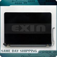 "EXIN Frühen 2015 100% Echtes für Macbook Pro Retina 13,3 ""A1502 LCD Display Voll Komplette Montage MF839 MF841 EMC2835"