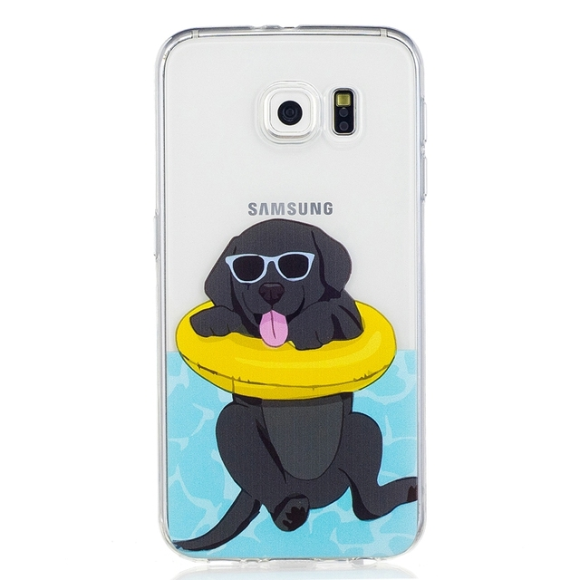 Samsung S6 Silicone Back Cover 2