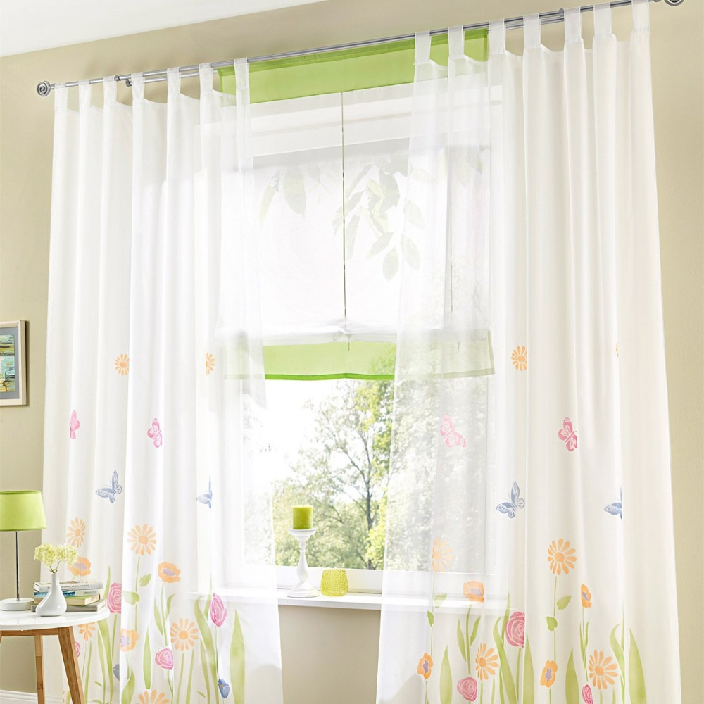 compare prices on sheer curtain fabric- online shopping/buy low