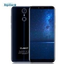 Cubot X18 4G MTK6737T Quad Core Smartphone 5.7 Inch 18:9 HD 1440*720P Display 3GB RAM+32GB ROM 13+16MP Cameras Mobile phone
