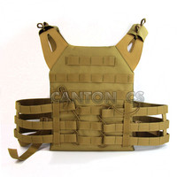Tactical Military JPC Vest Hunting Swat Airsoft Molle Combat Assault Plate Carrier Waistcoat Men Army Clothes