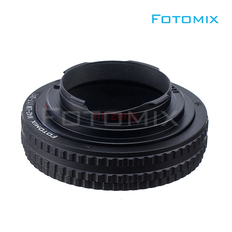 M42-LM M42 objectif à lm caméra de montage 17mm-31mm adaptateur hélicoïdal de mise au point 17-31 Tube d'extension Macro - 2