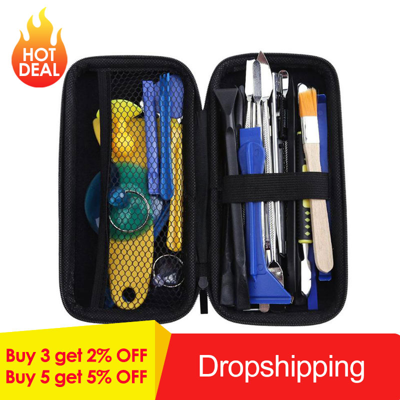 37 in 1 Phone Repair Tool Set Multifunction Disassembly Opening Electronic kits Cell Phone Repair Hand Tools Accessories37 in 1 Phone Repair Tool Set Multifunction Disassembly Opening Electronic kits Cell Phone Repair Hand Tools Accessories