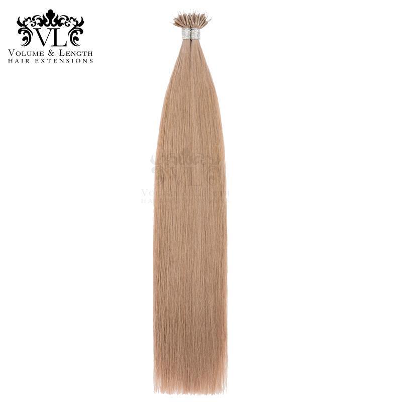 VL 1g pc 14 quot 18 quot Fusion Hair Extensions Straight Machine Made Remy Nail Hair Keratin Pre Bonded Human Hair 50pcs VL01N14 in I Tip from Hair Extensions amp Wigs