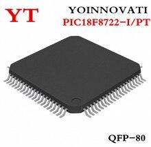 10 шт./лот PIC18F8722 I/герметизирующая ptfe лента для PIC18F8722 18F8722 IC MCU 8BIT 128KB флэш 80 ов)