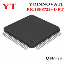 10pcs/lot PIC18F8722 I/PT PIC18F8722 18F8722 IC MCU 8BIT 128KB FLASH 80TQFP