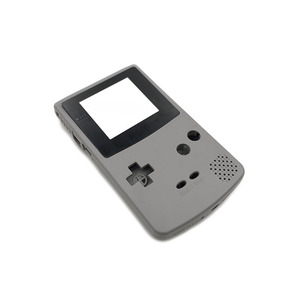 Image 5 - For GBC Gray Shell Case Replacement For Gameboy Color GBC game console full housing