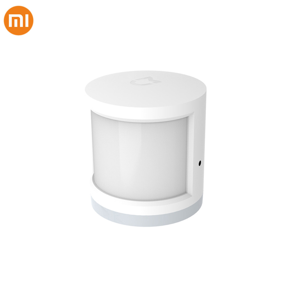 Xiaomi Mijia Human Body Sensor Magnetic Motion Sneosr Smart Home Super Practical Device Accessories Smart Intelligent Device