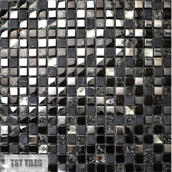 popular black tile backsplash buy cheap black tile backsplash lots