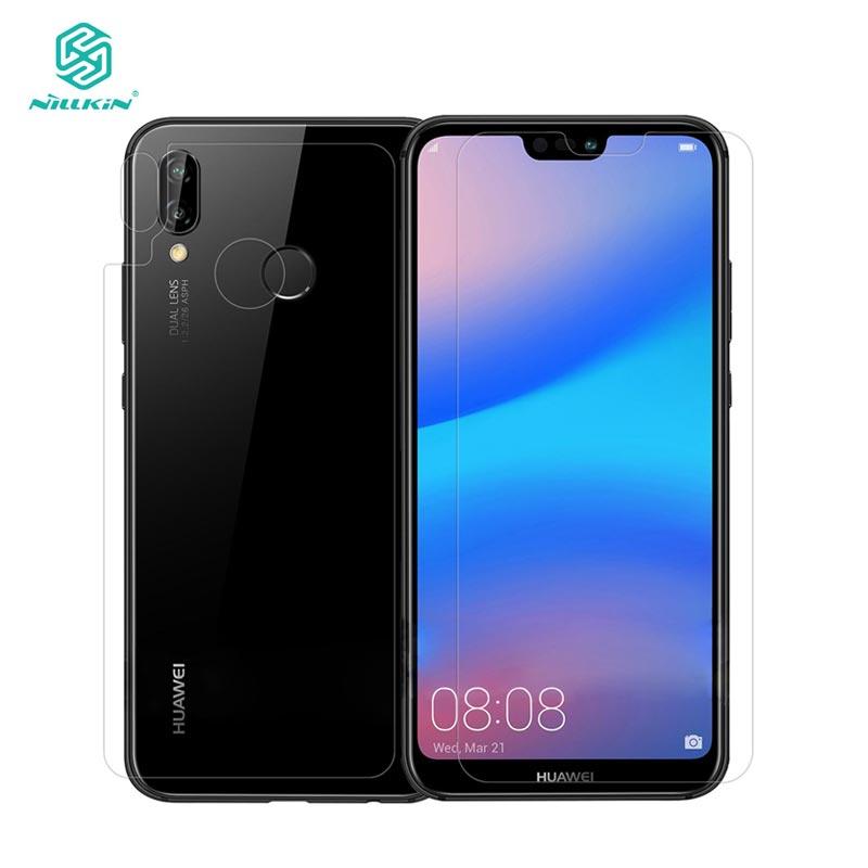 Huawei P20 Lite Vetro Temperato Huawei P20 Di Vetro Lite Nillkin Incredibile H + Pro 0.2 MM Protezione Dello Schermo per P20Lite