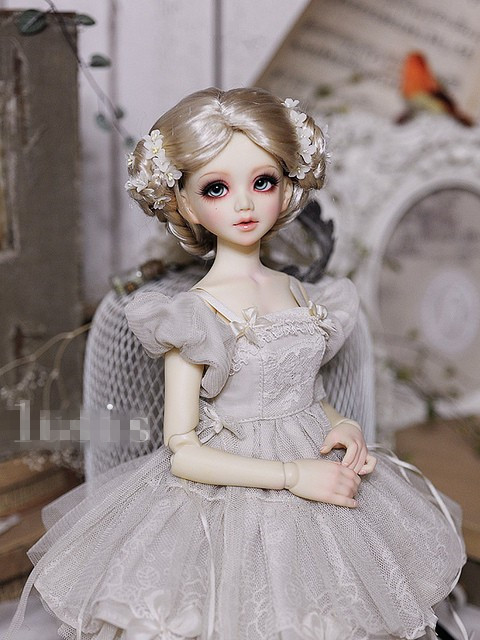 Free Shipping 1/4 bjd doll lovely Juno female doll Araki tree sd doll ball jointed doll uncle 1 3 1 4 1 6 doll accessories for bjd sd bjd eyelashes for doll 1 pair tx 03