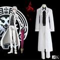 Isana Yashiro cosplay costumes Japanese Japanese anime K RETURN OF KINGS clothes(Blazer+pants+Shirt+Tie)