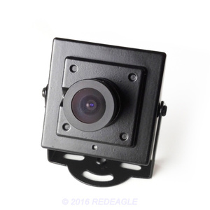 Image 1 - Metal 700TVL CMOS Wired Mini Micro CCTV Security Camera 2.8MM Lens 100 Degree Wide Angle