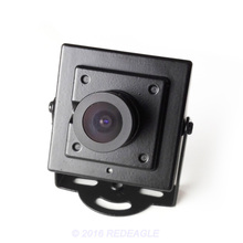 Metall 700TVL CMOS Wired Mini Micro CCTV Sicherheit Kamera 2,8 MM Objektiv 100 Grad Weitwinkel