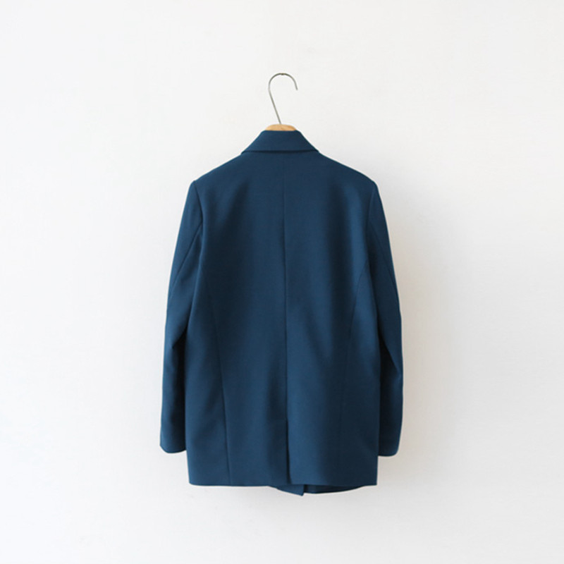 2016-Fashion-Slim-Business-Wear-Elegant-Women-Office-OL-Jacket-Set-Formal-Blazer-Pants-Suit-Feminino (2)