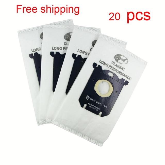 20 pcs/lot efficient filter cleaner dust bag,Disposable bag,bag for vacuum cleaner,dust cleaner accessories,vacuum cleaner bags