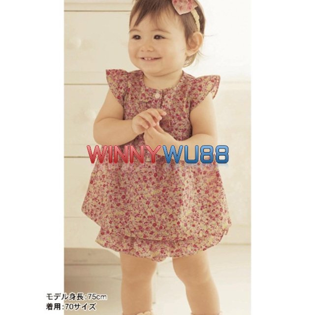 Clearance! Girl's Summer Outfit Small Flower Top + Short Lace PP Pants 2-Piece Set Clothes Girl's Summer Outfit 5sets/lot