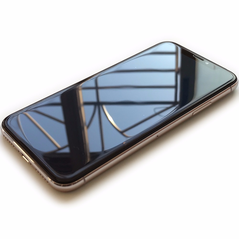 Image 5 - BLOSSOM 9H High quality Tempered Glass for iPhone X glass for iPhone X Protective Glass for iPhone X screen protector glass film-in Phone Screen Protectors from Cellphones & Telecommunications