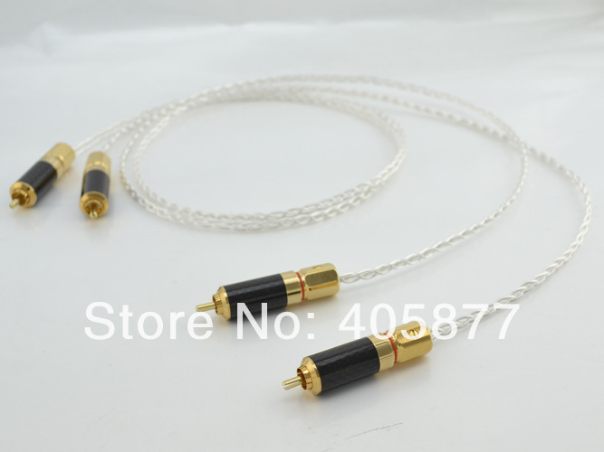 1.5M audio video cable Hi-End Pure silver plated audiophile RCA Cable hifi audio interconnect cable 2018new style summer high heels peep toe pumps fashion ankle strap club party shoes woman sexy peep toe platform shoe women