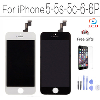 CXD KX AAAA LCD For Apple IPhone 5 5s 5c For IPhone 6 6Plus LCD Touch