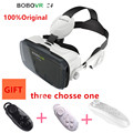 100% Original Xiaozhai BOBOVR Z4 Virtual Reality 3D glasses 120 Degrees FOV VR Box Headset 3D Movie Video Game with Headphone