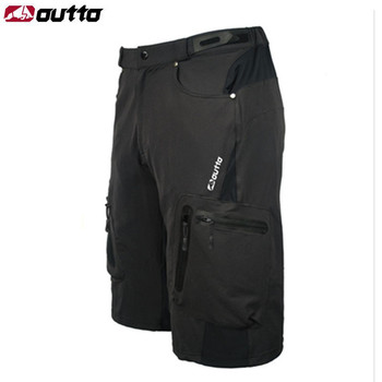 5 Piece/Lot Men's Cycling Shorts Bicycle MTB Downhill Breathable Loose Fit Shorts Road Mountain Bike Outdoor Sports Shorts M-4XL