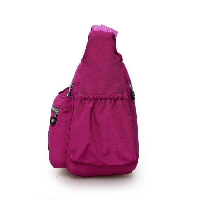 Yeni 2017 qadın moda çiyin çantası Yuyulmuş parça çarpayı - Çantalar - Fotoqrafiya 4