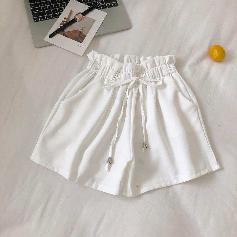 Solid color kawai shorts14