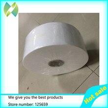 1 Roll 12cm*200m non-woven cloth fabric clean room wipes cleanroom wiper non-woven cloth fabric clean room wipes Clean printer