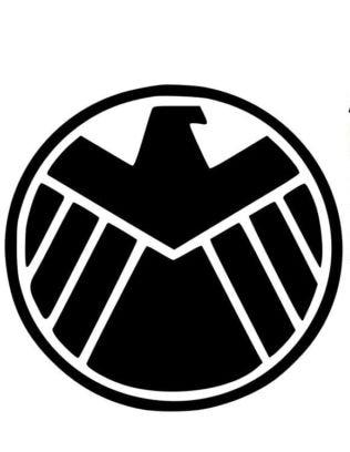 Boba Fett Mandalorian Crest Vinyl Decal Sticker Car Window Star Wars