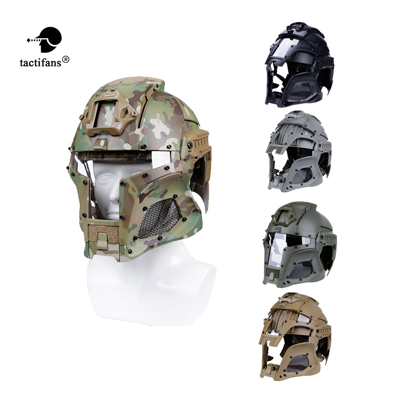 2018 Tactical Bike Military Ballistic Helmet Side Rail NVG Shroud Transfer Base Dial Knob Outdoor Sport