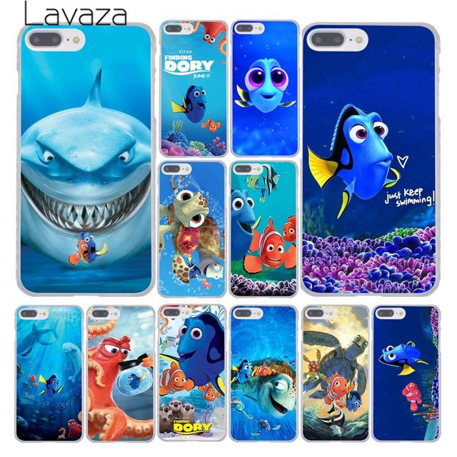 best sneakers 0e251 a5fa4 US $1.99 22% OFF Lavaza Finding Nemo Fashion Hard Phone Cover Case for  Apple iPhone X XR XS Max 6 6S 7 8 Plus 5 5S SE 5C 4S 10 Cases 7Plus  8Plus-in ...