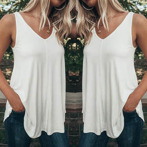 feitong Summer Camis Top Female Women's Sleeveless Shirt