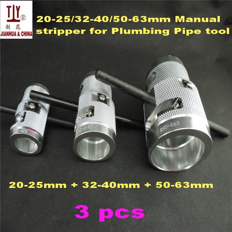 20/mm M/étal Al/ésoir PPR calibreur pour tuyaux de PEX
