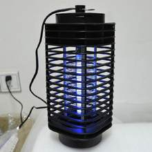 HiMISS Electric Mosquito Killer Lamp LED Bug Zapper for Moth Fly Insect Killing, Pest Repellent Lamp Trap(China)