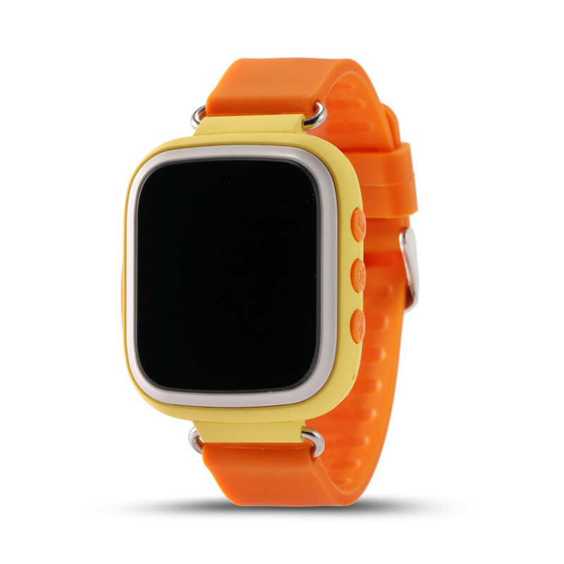 Kids Q80 font b Smartwatch b font phone GPS Smart Watch Tracker Wristwatch SOS Call Location