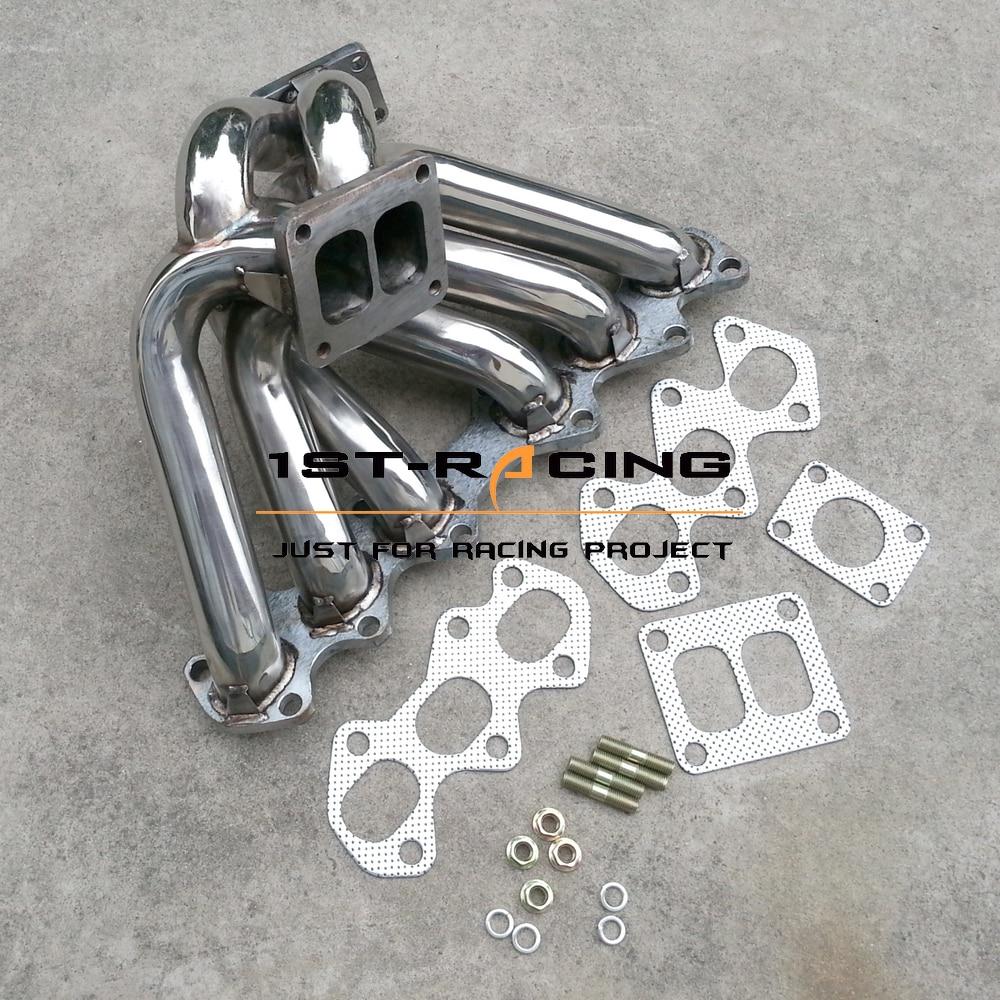 Turbo Exhaust Manifold For Toyota Supra// Aristo// Lexus 2JZ-GTE Engine