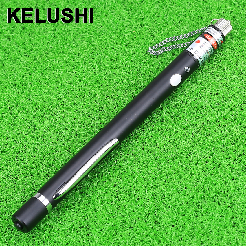 KELUSHI 10 mw 10 km penna Laser In Fibra Ottica Cable Fault Locator fibra di test, in fibra ottica di prova e di misura in fibra Tester Strumento